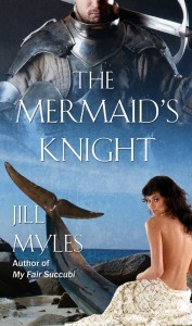 The Mermaid's Knight (Once Upon a Time Travel, #3)