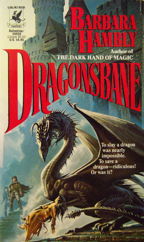 Dragonsbane by Barbara Hambly