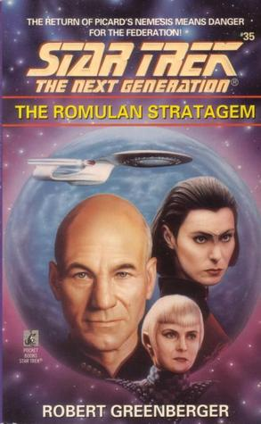 The Romulan Stratagem by Robert Greenberger