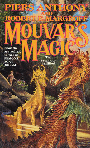 Mouvar's Magic (Kelvin of Rud, #5)