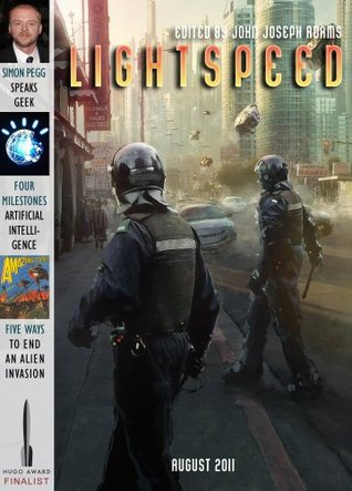 Lightspeed Magazine, August 2011