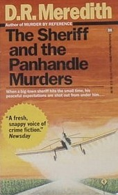 Sheriff and the Panhandle Murders by D.R. Meredith