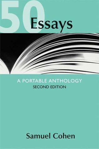 50 great essays book Buy fifty great essays penguin academic series 4th edition by robert diyanni isbn 0321848497 9780321848499 5th edition 2012.