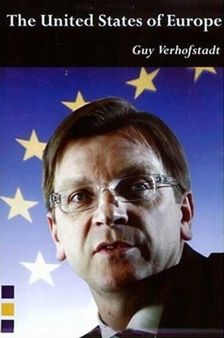 The United States of Europe by Guy Verhofstadt