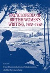 An Encyclopedia of British Women's Writing 1900-1950