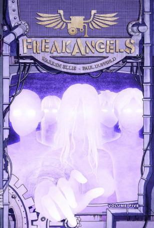 FreakAngels, Volume 5 by Warren Ellis