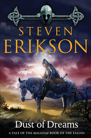 Dust of Dreams by Steven Erikson