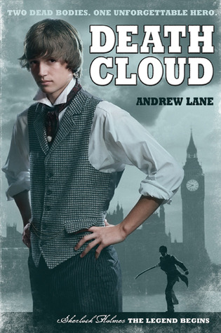 Death Cloud by Andy Lane