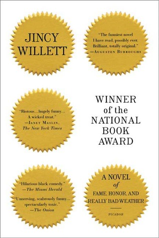 Winner of the National Book Award