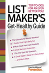 List Maker's Get-Healthy Guide: Top To-Dos for an Even Better You!