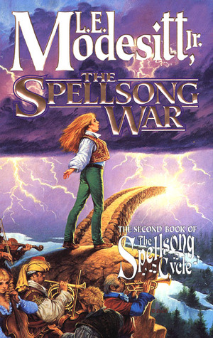 The Spellsong War by L.E. Modesitt Jr.
