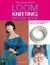 Loom Knitting Pattern Book:...