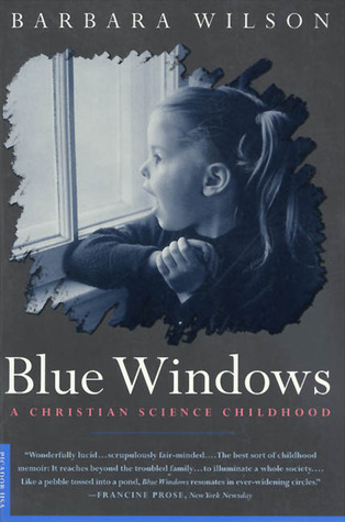 Blue Windows by Barbara Sjoholm