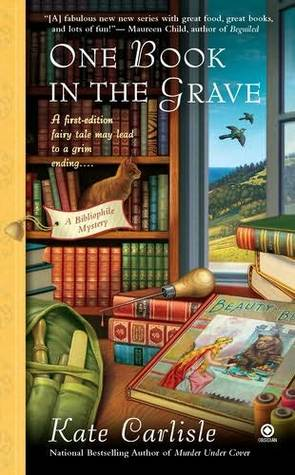 One Book in the Grave (A Bibliophile Mystery, #5)