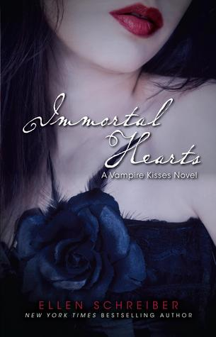 Immortal Hearts (Vampire Kisses, #9)