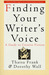 Finding Your Writer's Voice by Thaisa Frank
