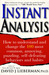 Instant Analysis: How to Ge...