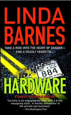 Hardware by Linda Barnes