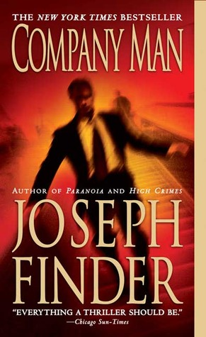 Company Man by Joseph Finder
