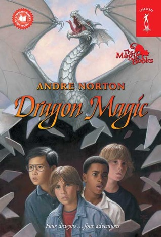 Dragon Magic (The Magic Books, #4)