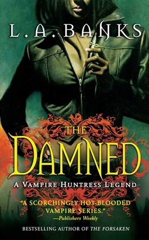 The Damned by L.A. Banks
