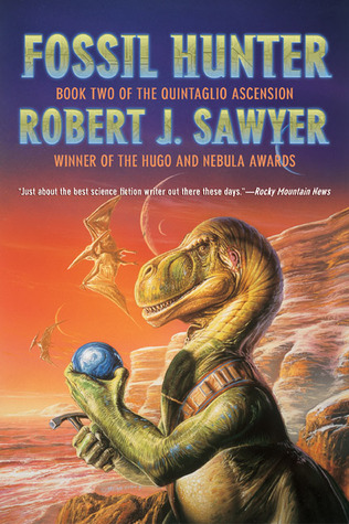 Fossil Hunter by Robert J. Sawyer