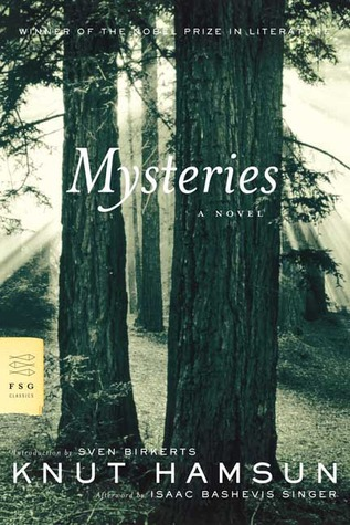 Mysteries by Knut Hamsun