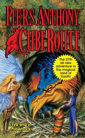 Cube Route (Xanth Vol.27)