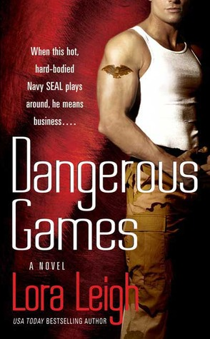 Dangerous Games (Tempting SEALs, #2)