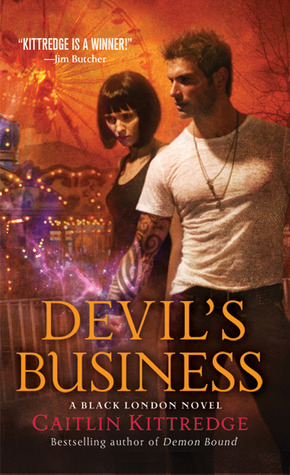 Devil's Business by Caitlin Kittredge