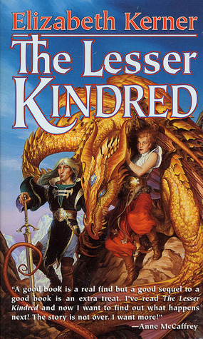 The Lesser Kindred by Elizabeth Kerner