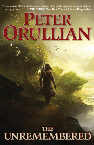 The Unremembered by Peter Orullian