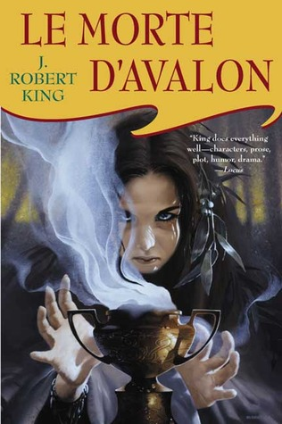 Le Morte D'Avalon (Arthurian Novel)