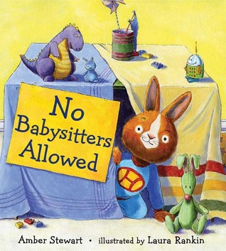 No Babysitters Allowed by Amber Stewart