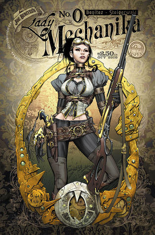 Lady Mechanika #0 by Joe Benitez