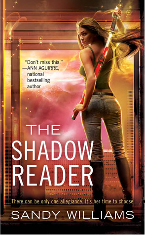 Teaser Shadow Reader in Romana