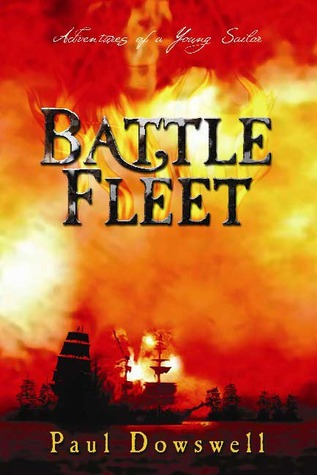 Battle Fleet by Paul Dowswell