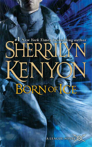 Born of Ice (The League, Gen 2: #1)