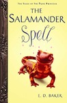 The Salamander Spell (Tales of the Frog Princess, #5)
