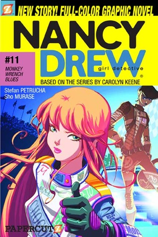 Monkey-Wrench Blues (Nancy Drew: Girl Detective Graphic Novels, #11)
