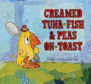 Creamed Tuna Fish and Peas on Toast by Philip C. Stead