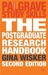 Postgraduate Research Handbook: Succeed with your MA, MPhil, EdD and PhD