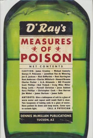 Measures of Poison by Dennis McMillan