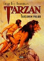 Tarzanin paluu by Edgar Rice Burroughs