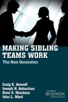 Making Sibling Teams Work: The Next Generation