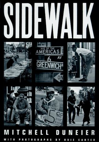 Sidewalk by Mitchell Duneier