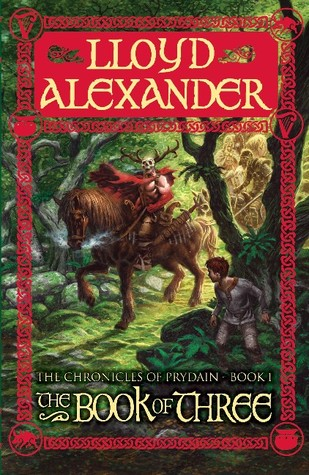 The Book of Three (The Chronicles of Prydain, #1)