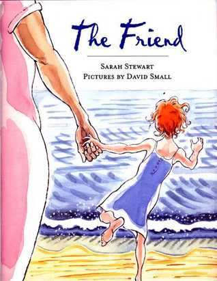 The Friend by Sarah Stewart