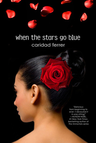 When the Stars Go Blue by Caridad Ferrer
