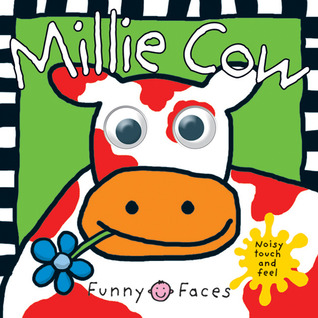 Millie Cow Large Format: Funny Faces